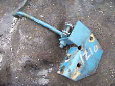Vintage Ford 1210 3 Cyl Diesel Tractor Lever Amp Plate Assy