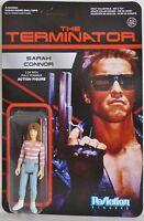 Sarah Connor The Terminator 3 3/4 Inch Reaction Retro Action Figure 2014