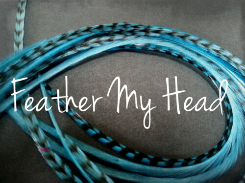 Feathers For Hair Jewelry Pick Your Legth Up To 16 In Long Crafts