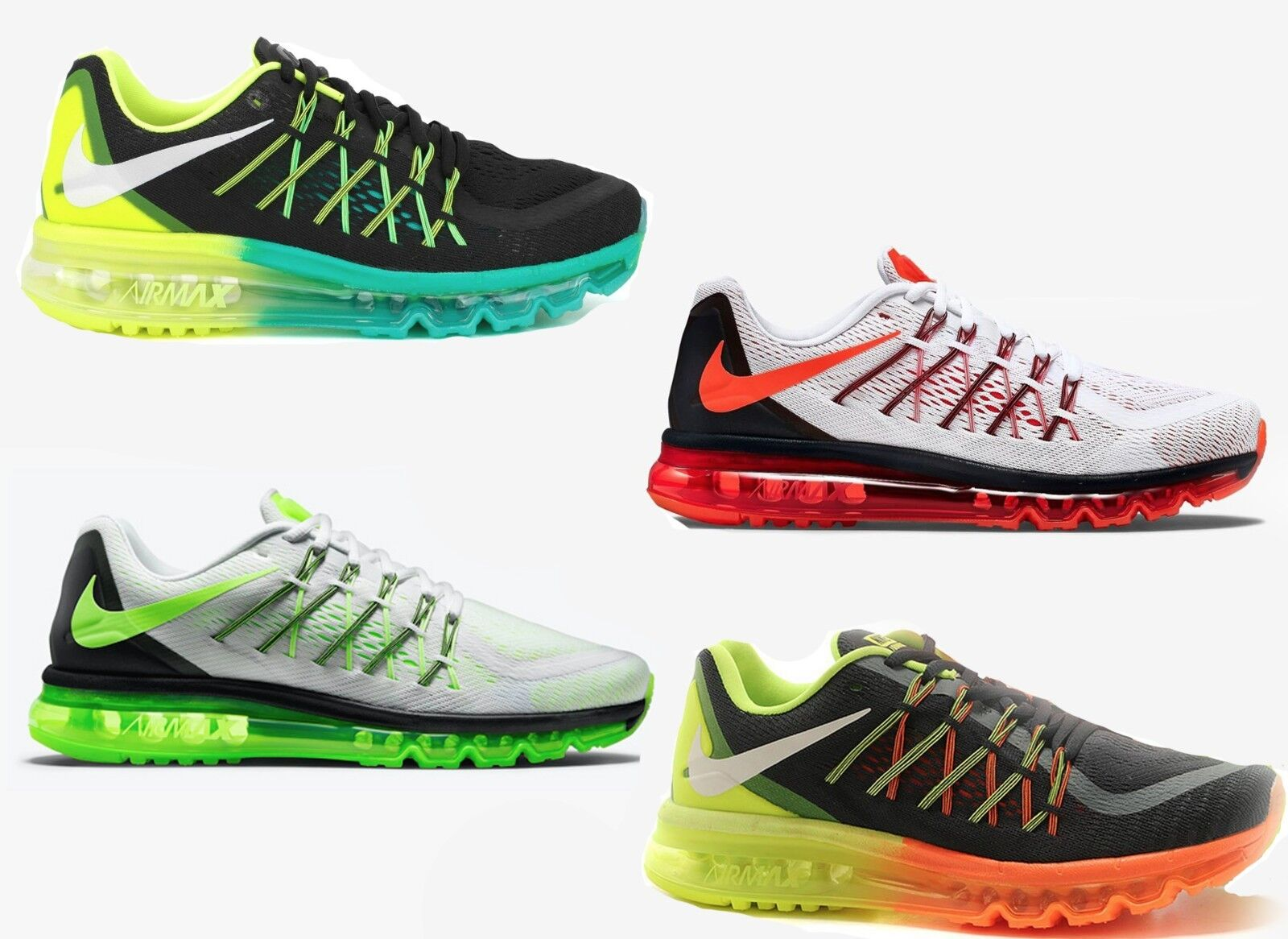 Nike Air Max 2015 Brand New Men's Shoes
