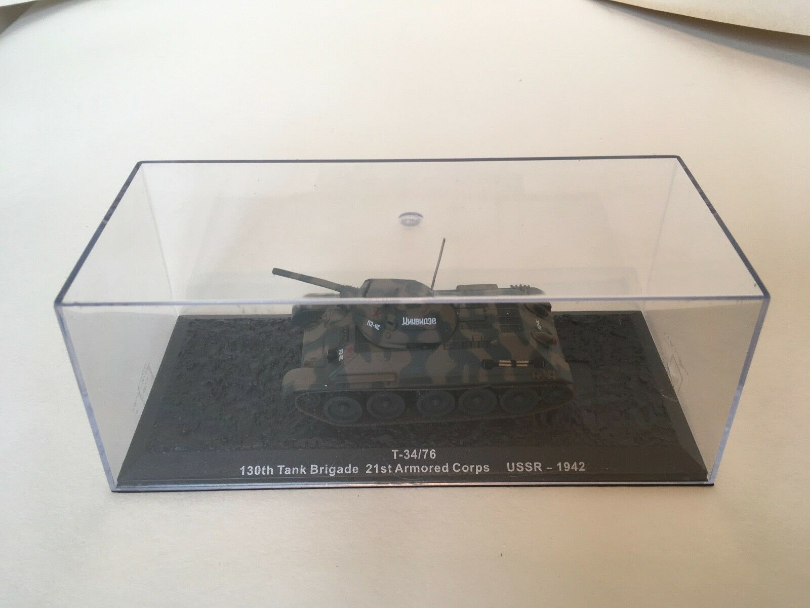 ATLAS/Agostini carri armati & veicoli veicoli veicoli militari-Multi-Listing-basta scegliere .1: 72 acfcf0