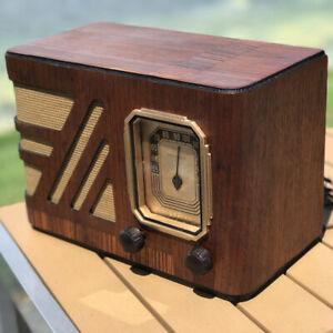 A-Restored-1938-Philco-Model-38-12-Radio-See-The-Video