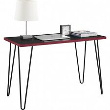 Modern Desk Vintage Style Mid Century Retro 60's Office Furniture Computer Table