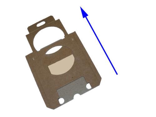 10 Sacchetto per aspirapolvere adatto PHILIPS fc9194 FC 9194 fc9194//01 tessuto non tessuto 605