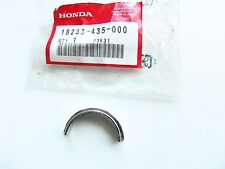 Original Halter Krümmer / Collar Exhaust Pipe Joint Honda XL XR 350 500 600 R