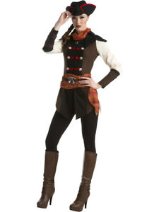 Assassin S Creed Iv Black Flag Aveline Classic Womens Costume Ebay