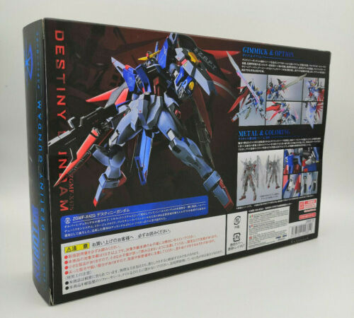 BANDAI METAL ROBOT SPIRITS DESTINY GUNDAM BRAND NEW UNOPENED UK SELLER
