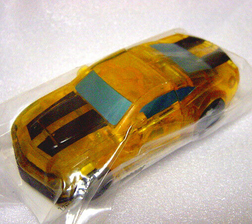 Japan exclusive transformers movie Bumblebee Clear Version rotf 2009 EZ Legends