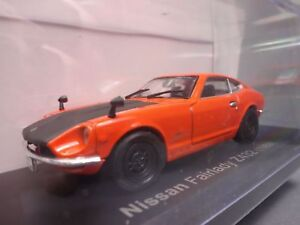 Norev Nissan Fairlady Z432 1969 143 Scale Box Mini Car