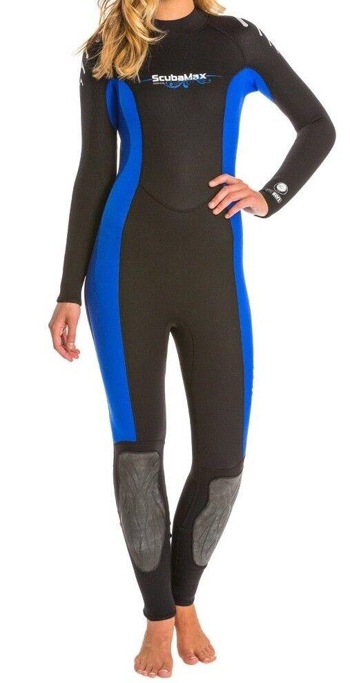ScubaMax Youth Girl Neoprene Full Suit Size 6 new