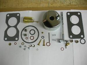 CGK36A Carburetor Gasket Kit John Deere 50 60 70 620 630 720 w// Marvel Schebler