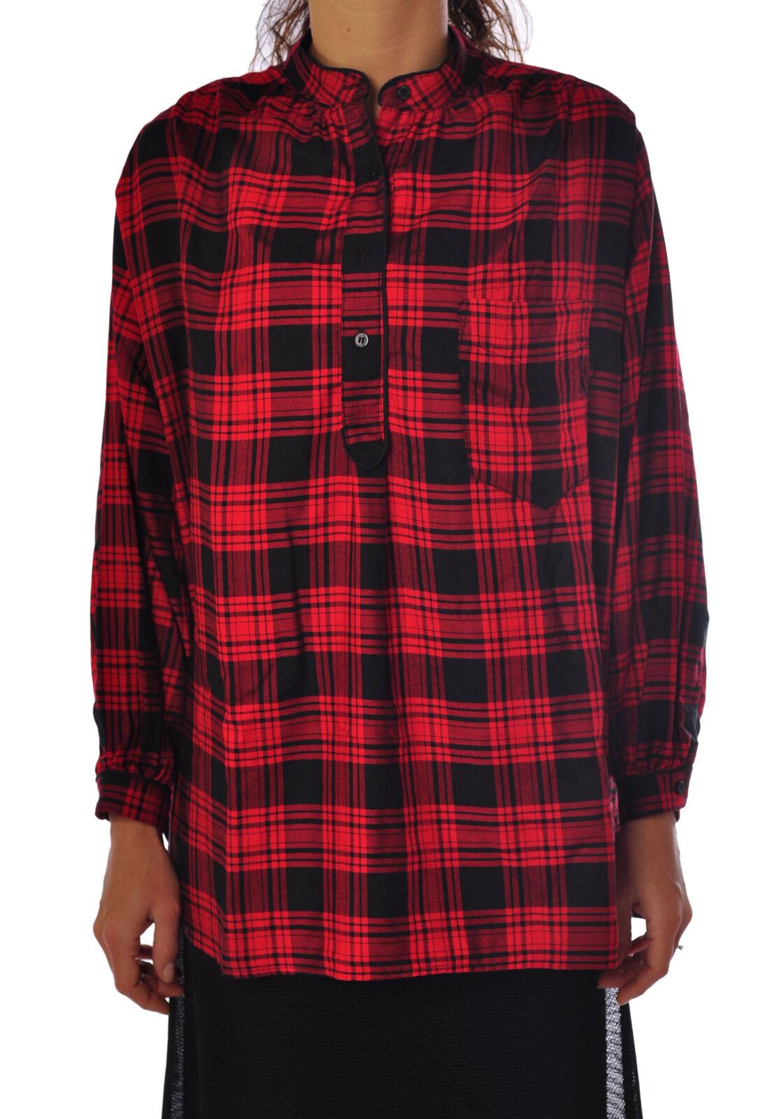Mercì  -  Shirt - Female - ROT - 1103410A184115
