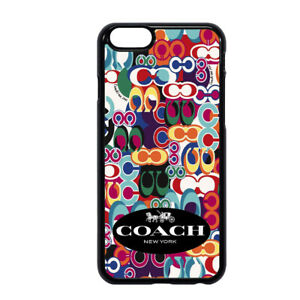 Coach Phone Case Cover For Iphone And Samsung Ebay