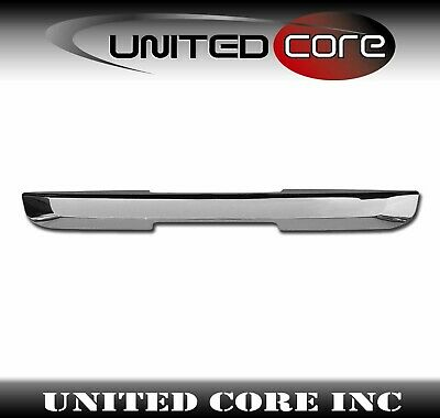 For GMC Yukon 2007-2013 Chrome Tailgate Cover Lower Liftgate 2008 09 10 11 2012