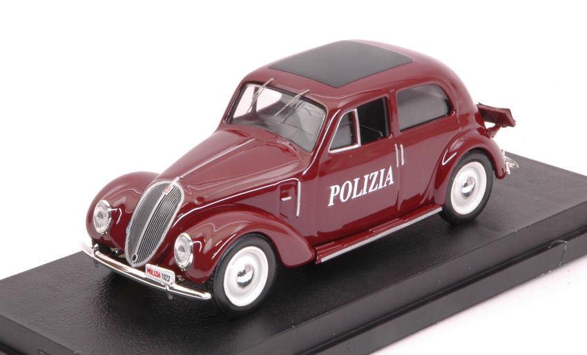 Fiat 1500 6C Polizia 1950 1 43 Model RIO
