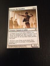 MTG MAGIC INNISTRAD MENTOR OF THE MEEK (FRENCH MENTOR DES HUMBLES) NM