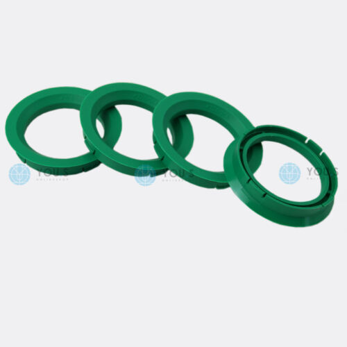 ASA ICW 4 x anelli di centraggio distanza anelli cerchi in lega per 72,5-56,6 mm Alloytec