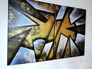 Tableau-peinture-huile-sur-toile-abstraite