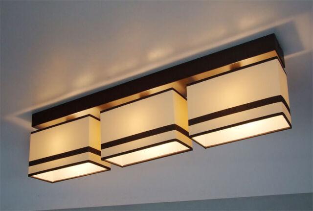 441-442-443 DESIGN DECKENLEUCHTE DECKENLAMPE LAMPE LEUCHTE, LED MÖGLICH