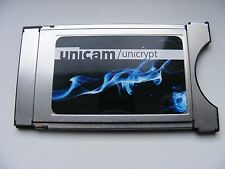 Unicam Unicrypt CI-Modul,HD+,SKY,V13, V14,Kabel BW,ORF SuperSoftware Neuwertig!!