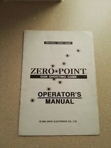 Bien Informé Unico Zero Point Original Operator´s Manual