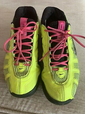 margen temerario Profesor  Nike Air Zoom Ballestra-Girls And Boys Fencer Shoes US Size:4.5 EUR  Size:36.5 | eBay