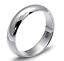 miniatura 1 - Anello-Fede-Fedina-Fidanzamento-massiccia-5-Gr-Argento-925-Uomo-Donna