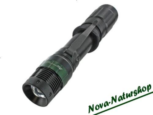 Superhell Taschenlampe CR5 LED 3 Watt LED Taschenlampe von Jenzi