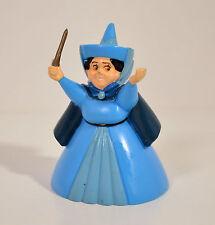 "2.5"" Merryweather Blue Fairy Godmother PVC Action Figure Disney Sleeping Beauty"