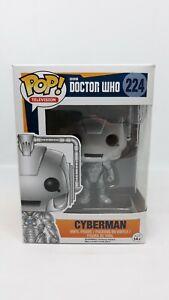 Cyberman-224-Doctor-Who-FUNKO-Pop-NEW