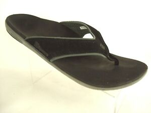 36d1214ce6d SPENCO Yumi Total Support Beach Sandals Flip Flops - Men s Black 8 ...