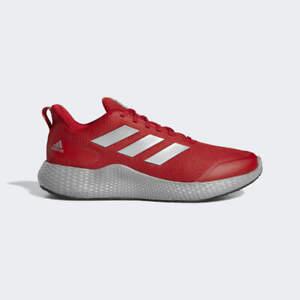 Adidas-Edge-GameDay-Shoe-Men-039-s-Running-Red-EH3371