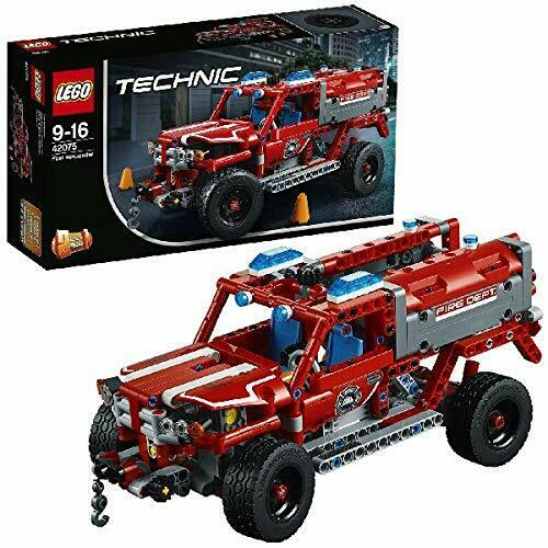 LEGO Technic 42075 First Responder - New sealed - Intl