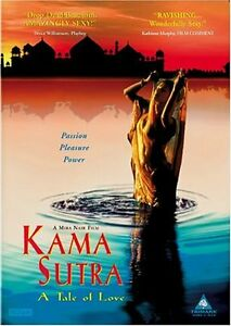 Image Is Loading Kama Sutra A Tale Of Love Dvd New