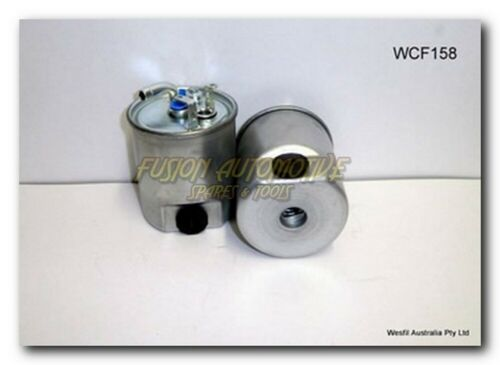 Fuel Filter for Jeep Grand Cherokee 2.7L CRD 2003-05//05 WCF158