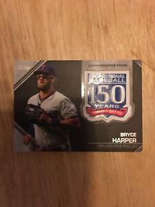 2019-Topps-Updates-Bryce-Harper-Commemorative-Patch-Relic