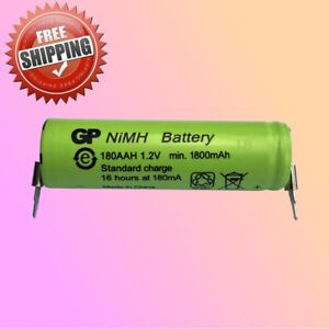 NiMH Battery for Moser Easy Style 1881 replacement repair 1852-7531 ... de35b5b7b79