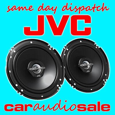 Jvc Cs j620x 16cm 6.5 Pulgadas Pulgadas 300 Watts 2 Vias Coaxial De Coche Puerta oradores