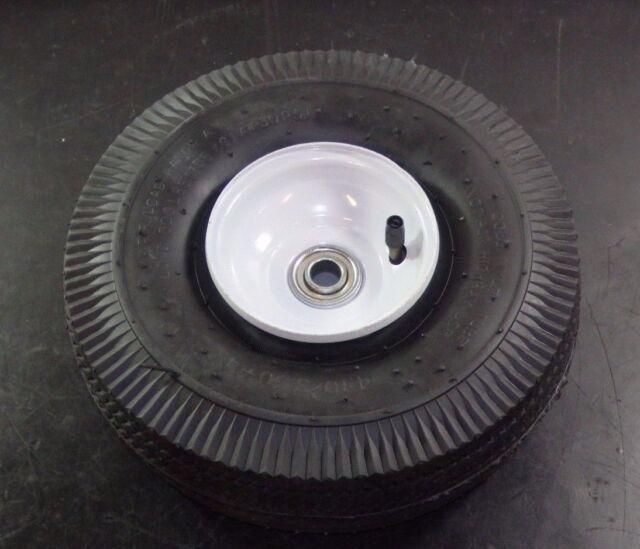 10 in - SO1062710G Albion Tubed Pneumatic Wheel 350 lb Dia