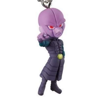 Dragon ball Super UDM The Best 23 Mascot Key chain Swing Figure Birus Beerus