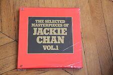 Jackie Chan: Selected Masterpieces vol.1 1996 Laserdisc LD NTSC JPAN PILF-7345