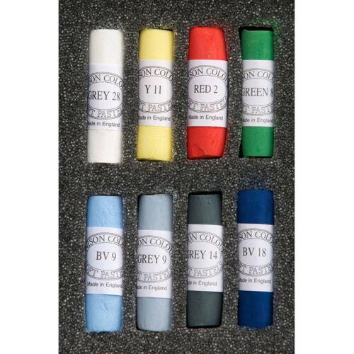 Unison Soft Pastel Set de Starter 8