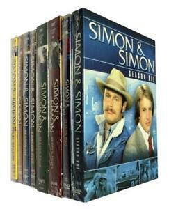 Simon & Simon TV Series Complete Season 1-8 DVD SET 1 2 3 4 5 6 7 8  NEW ! USA!