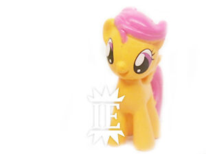 My Little Pony Scootaloo Figure Character Figure Cutie Mark Crusaders Dash Ebay My little pony friendship magic collection pip pinto squeak & scootaloo rare! usd