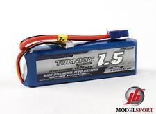 Turnigy 1500mAh 3S 20 C 11.1 V LIPO BATTERIA W / EC3 E-flite compatibile