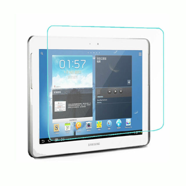2PCSx 9HTempered Glass Screen Protector Film For Samsung Galaxy Tab Tablet PC