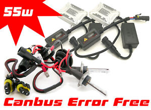 PLUG N PLAY H7 10000K XENON CANBUS HID KIT TO FIT VW MODELS