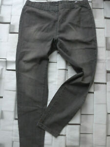 Sheego-Jeans-Trousers-Grey-with-Elastic-Ladies-Size-40-to-48-plus-669-749