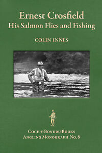 INNES-COLIN-FISHING-BOOK-ERNEST-CROSFIELD-HIS-SALMON-FLIES-paperback-MONOGRAPH-8