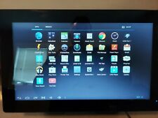Touchsuite Touch Screen Pos Tablet Android Register With Credit Card Reader